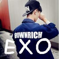 EXO他们真的很努力很努力。