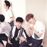 最新的EXO头像