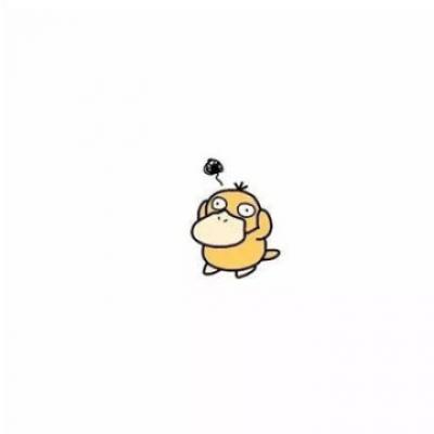 沈曦:卡哇伊可爱卡通小头像/你是我的可遇不可求.