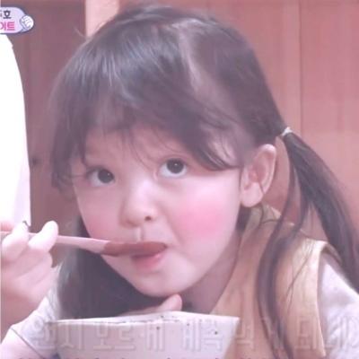 姜甜:萌娃女头