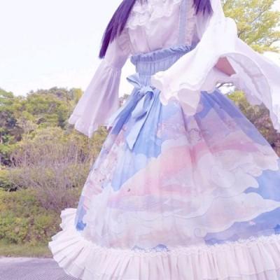 玄姌:洛丽塔服装闺蜜头像