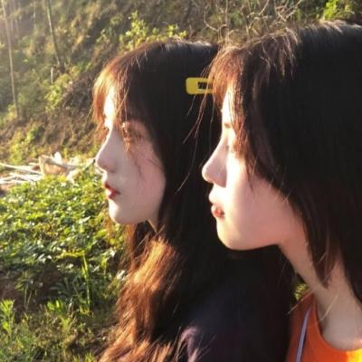 QQ头像 微信头像 苏北挽/.闺蜜头像 闺蜜是一种感觉,一种守望,一种信任